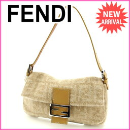 FENDI【フェンディ】 ショルダーバッグ  レディース