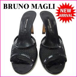 Bruno Magli【ブルーノマリ】 ミュール  レディース