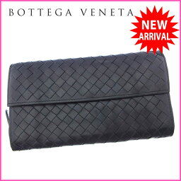 BOTTEGAVENETA【ボッテガヴェネタ】 150509 二つ折り財布(小銭入れあり)  レディース