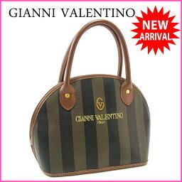 GIANNI VALENTINO【ジャンニ・ヴァレンティノ】 ハンドバッグ  レディース