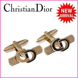 Christian Dior【クリスチャンディオール】 カフス  メンズ