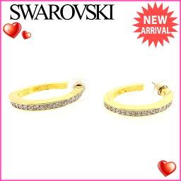 SWAROVSKI【スワロフスキー】 ピアス  レディース