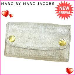 MARC JACOBS【マークジェイコブス】 二つ折り財布(小銭入れあり)  レディース