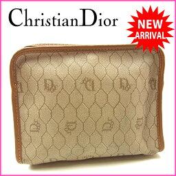 Christian Dior【クリスチャンディオール】 ポーチ  レディース