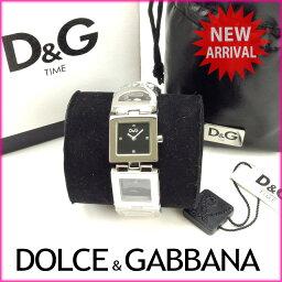 DOLCE&GABBANA【ドルチェアンドガッバーナ】 腕時計  レディース