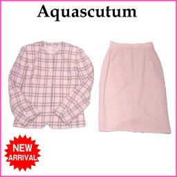 Aquascutum【アクアスキュータム】 スーツ  レディース