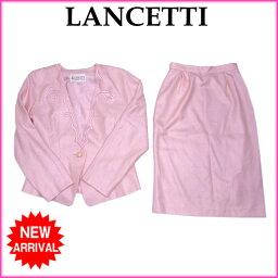 LANCETTI【ランチェッティ】 スーツ  レディース