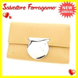 Salvatore Ferragamo【サルヴァトーレフェラガモ】 キーホルダー  nothing