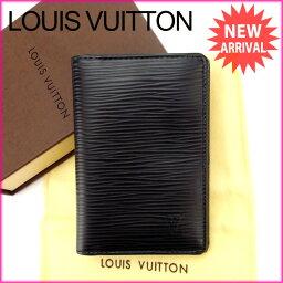 LOUIS VUITTON【ルイ・ヴィトン】 パスケース エピレザー ユニセックス