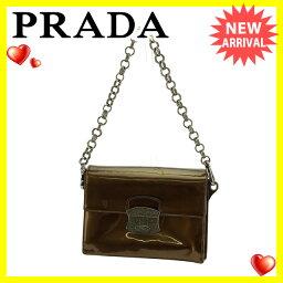 PRADA【プラダ】 ハンドバッグ  レディース