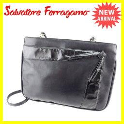 Salvatore Ferragamo【サルヴァトーレフェラガモ】 ショルダーバッグ  レディース