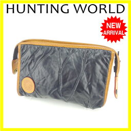 HUNTING WORLD【ハンティングワールド】 セカンドバッグ  レディース