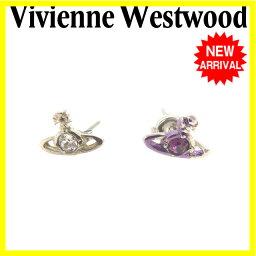 Vivienne Westwood【ヴィヴィアン・ウエストウッド】 ピアス  ユニセックス