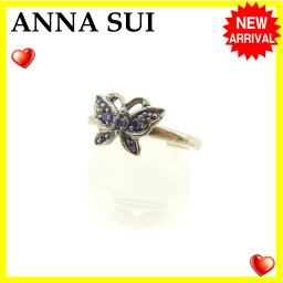 ANNA SUI【アナスイ】 リング・指輪  レディース