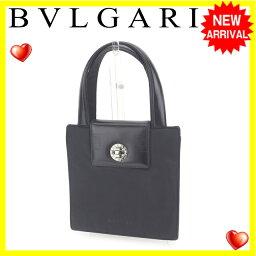 BVLGARI【ブルガリ】 ハンドバッグ  レディース