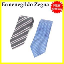 Ermenegildo Zegna【エルメネジルドゼニア】 ネクタイ  ユニセックス