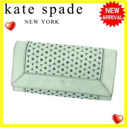 Kate Spade【ケイトスペード】 長財布(小銭入れあり)  レディース