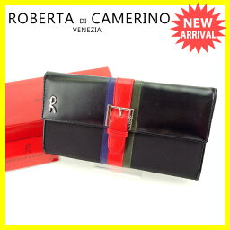 Roberta di Camerino【ロベルタ・ディ・カメリーノ】 長財布(小銭入れあり)  レディース