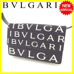BVLGARI【ブルガリ】 ショルダーバッグ  レディース
