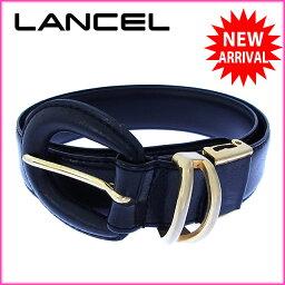 LANCEL【ランセル】 ベルト  レディース