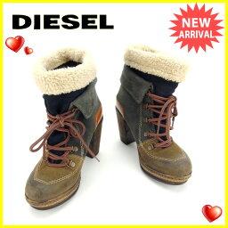 DIESEL【ディーゼル】 ブーツ  ユニセックス