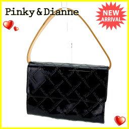 Pinkey & Dianne【ピンキー&ダイアン】 セカンドバッグ  レディース