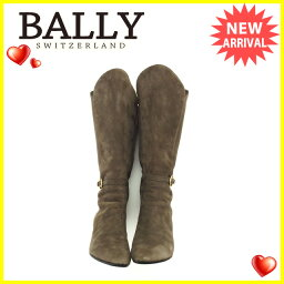 BALLY【バリー】 ブーツ  レディース