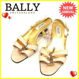 BALLY【バリー】 サンダル /レザー レディース