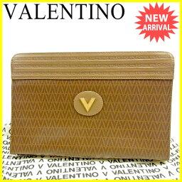 MARIO VALENTINO【マリオ・ヴァレンティノ】 セカンドバッグ /PVC×レザー レディース