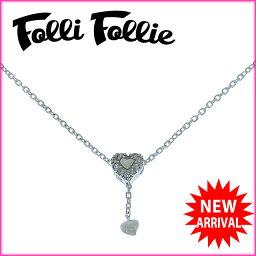 Folli Follie【フォリフォリ】 3NIS039C ネックレス  レディース