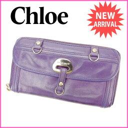 SEE BY CHLOE【シーバイクロエ】 長財布(小銭入れあり)  レディース