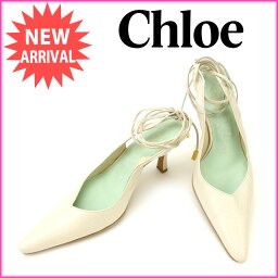 Chloe【クロエ】 パンプス  レディース