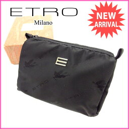 ETRO【エトロ】 セカンドバッグ  レディース