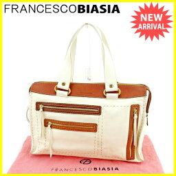 FRANCESCO BIASIA【フランチェスコ・ビアジア】 トートバッグ /レザー 男女兼用
