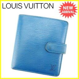 LOUIS VUITTON【ルイ・ヴィトン】 7926 二つ折り財布(小銭入れあり) /エピレザ- レディース