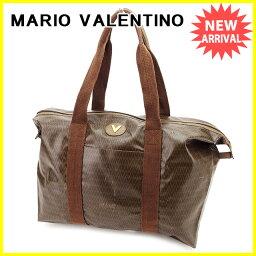 MARIO VALENTINO【マリオ・ヴァレンティノ】 トートバッグ /PVC×レザー レディース