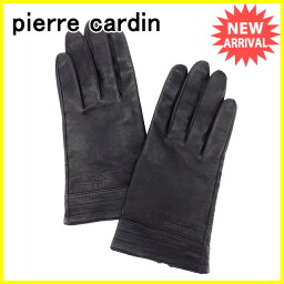 Pierre Cardin【ピエールカルダン】 グローブ /レザー ユニセックス