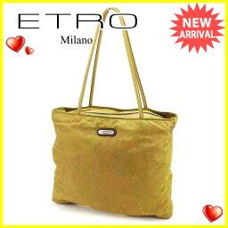 ETRO【エトロ】 トートバッグ /ナイロンキャンバス ユニセックス