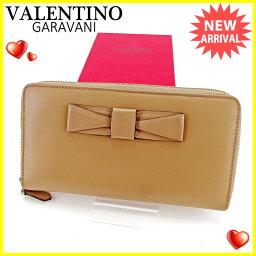 Valentino Garavani【ヴァレンティノ・ガラヴァーニ】 長財布(小銭入れあり) /レザー ユニセックス