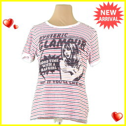 HYSTERIC GLAMOUR【ヒステリックグラマー】 0151CT12 カットソー /綿100% レディース