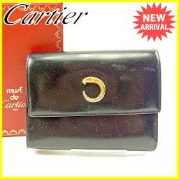 CARTIER【カルティエ】 L3000210 長財布(小銭入れあり) /レザー ユニセックス