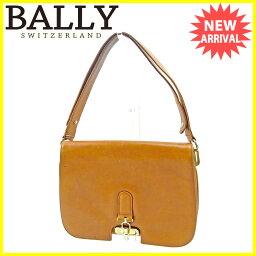 BALLY【バリー】 ショルダーバッグ レザー/レザー レディース