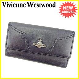 Vivienne Westwood【ヴィヴィアン・ウエストウッド】 キーホルダー /レザー ユニセックス