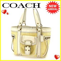 COACH【コーチ】 トートバッグ  レディース