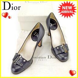 Dior【ディオール】 パンプス /レザー レディース