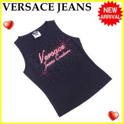 Versace Jeans【ヴェルサーチ・ジーンズ】 タンクトップ  レディース