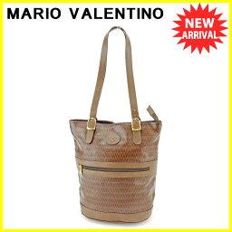 MARIO VALENTINO【マリオ・ヴァレンティノ】 ショルダーバッグ /劣化による粉ハガレ(内側&ポケット内)があり、使用に支障があるためご自身でクリーニング後ご使用下さい。 レディース