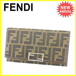 FENDI【フェンディ】 長財布(小銭入れあり)  レディース