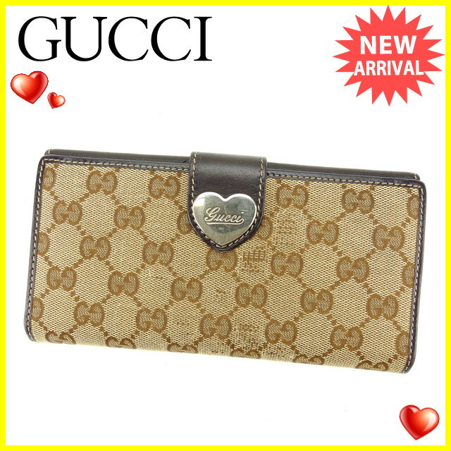 super popular 1e815 c6f61 GUCCI 【Gucci】 203550 purse (with Coin Pocket) Women ー The best place to buy  Brand Bags Watches Jewelry, Brand Bargain