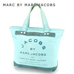 MARC BY MARC JACOBS【マークバイマークジェイコブス】 トートバッグ コットン/スエード ユニセックス